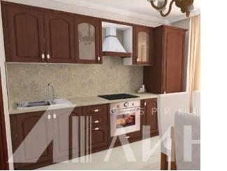 Кухня Луция МДФ, ПВХ Вишня золотая - Мебельная фабрика «Линда»