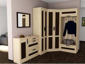Модульная прихожая Комфорт 2 - Мебельная фабрика «Глория»