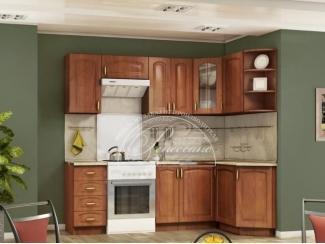 Кухня из массива 8 - Мебельная фабрика «Ренессанс» г. Кузнецк