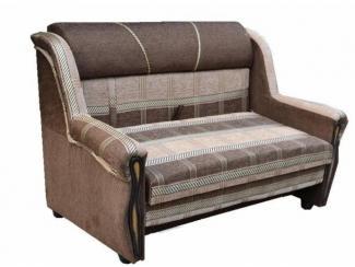 Диван-кровать Чебурашка с мягким подлокотником - Мебельная фабрика «Экон-мебель»