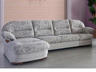 диван Редфорд с секцией канапе - Мебельная фабрика «Британика»