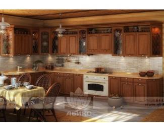 Кухня Элегия массив - Мебельная фабрика «Абико»