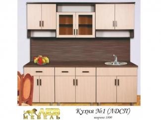 Кухня ЛДСП 1 - Мебельная фабрика «Лев Мебель»
