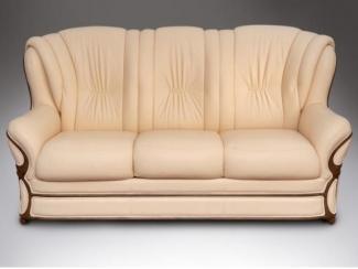 Тройной премиум диван Диана 6 - Мебельная фабрика «ТРИЭС»