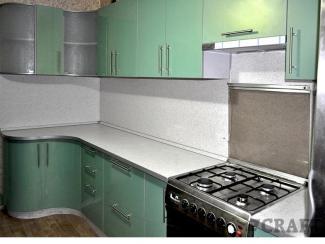 Кухня угловая Лада - Мебельная фабрика «Крафт»