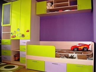 Детская Маквин - Мебельная фабрика «Анкор»