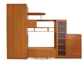 Гостиная стенка «Каскад» - Мебельная фабрика «Ахтамар»