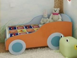 Кровать Машинка 1 - Мебельная фабрика «Мебель от БарСА»