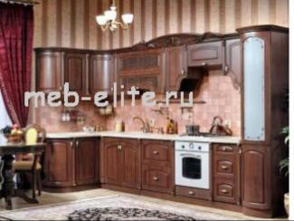 Кухня угловая Марлен-R - Импортёр мебели «MEB-ELITE (Китай)»
