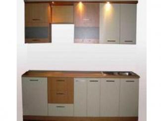 Кухонный гарнитур прямой Сканди - Мебельная фабрика «Муром (ЗАО Муром)»