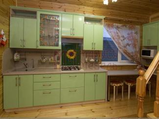 Кухня прямая ПВХ - Мебельная фабрика «Маруся мебель»