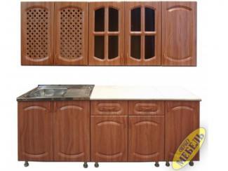 Кухня прямая 10 - Мебельная фабрика «Трио мебель»