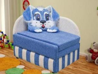 Диван детский Заяц Коська - Мебельная фабрика «Мезонин мебель», г. Санкт-Петербург
