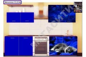 Кухня Мелитта 12 - Мебельная фабрика «Мега Сити-Р»