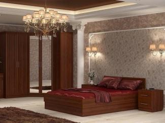 Спальный гарнитур  - Мебельная фабрика «Шеллен»