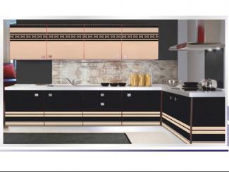 Кухня угловая Фотопечать 05 - Мебельная фабрика «Форт»