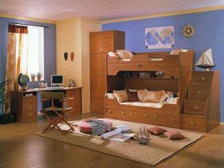 Детская 12 - Изготовление мебели на заказ «Детская мебель», г. Москва