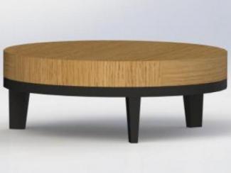 Стол журнальный NEW N 008 - Мебельная фабрика «Аллант»