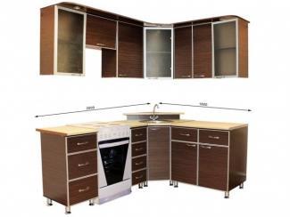 Кухонный гарнитур угловой Карина-1