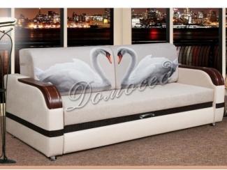 Прямой диван Лидер 9 - Мебельная фабрика «Домосед»