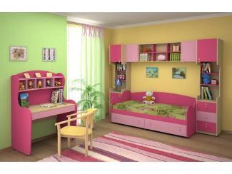 Детская 27 - Изготовление мебели на заказ «Детская мебель», г. Москва