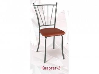Коричневый стул Квартет 2 - Мебельная фабрика «Гранд Хаус», г. Москва