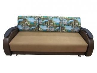 Мягкий прямой диван  - Мебельная фабрика «Идиллия»