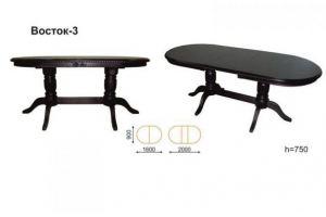 Стол Восток 3 - Мебельная фабрика «Вектра-мебель»