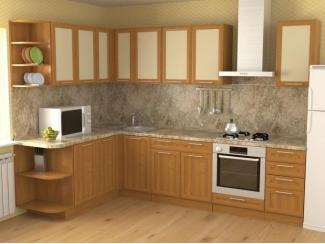 Качественная угловая кухня №2