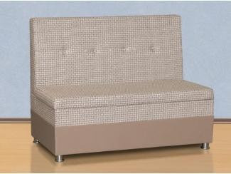 Кухонный прямой диван Нео КМ 05 МД