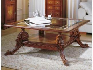 Стол журнальный Мод 145 - Импортёр мебели «Мебель Фортэ (Испания, Португалия)»