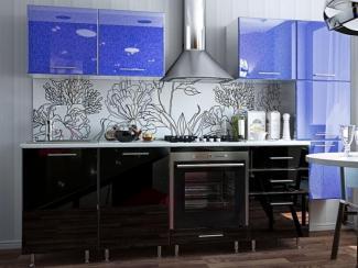 Кухонный гарнитур прямой Премьера 2 - Изготовление мебели на заказ «Оптимум»