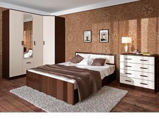 Спальня модульная Калипсо - Мебельная фабрика «Вик»