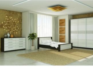 Спальный гарнитур Кармела - Мебельная фабрика «Антей»