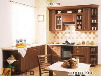 Угловая кухня Азалия