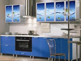 Кухонный гарнитур прямой  Дрим3 - Мебельная фабрика «Фарес»