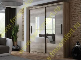 Шкаф 2 створки Нова - Мебельная фабрика «Комфорт»