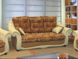 диван прямой Альфа 4