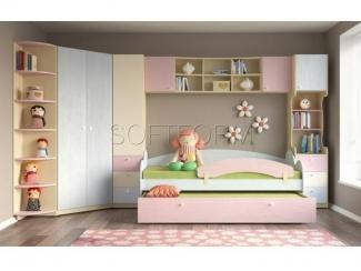 Детская Миа MATEX - Мебельная фабрика «СОФТФОРМ» г. - не указан -