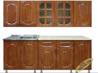 Кухня прямая 27 - Мебельная фабрика «Трио мебель»