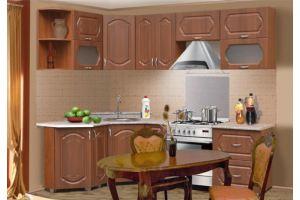 Кухня Софья 2.4*1.5 матовый - Мебельная фабрика «Аристократ»