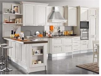Кухонный гарнитур ИТ-18 - Мебельная фабрика «АКАМ» г. Москва