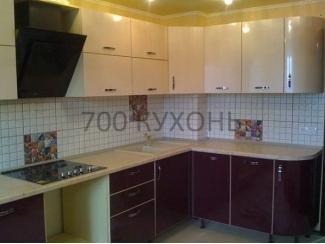 Хорошая угловая кухня  - Мебельная фабрика «700 Кухонь»