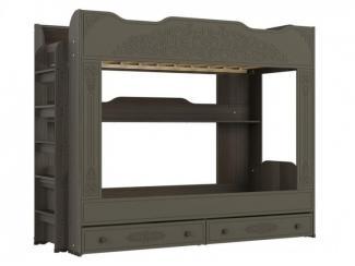 Двухъярусная кровать Грей  - Мебельная фабрика «Компасс», г. Симферополь