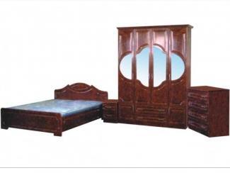 Спальня Виктория МДФ