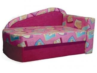 Детский мини-диван Лагуна  - Мебельная фабрика «Вега»