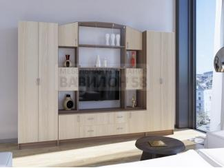 Гостиная Макарена 5А - Мебельная фабрика «Вавилон58»