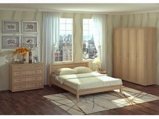 Спальня Милания - рисунок Невада - Мебельная фабрика «БелДревМебель»