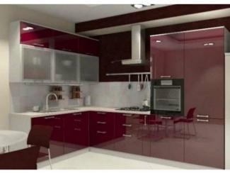 Идеальная угловая кухня Акрил  - Мебельная фабрика «Вектра-мебель»