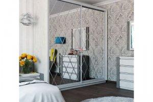 Шкаф Мюнхен ЛДСП Дуб белый Craft K001 - Мебельная фабрика «Вестра»